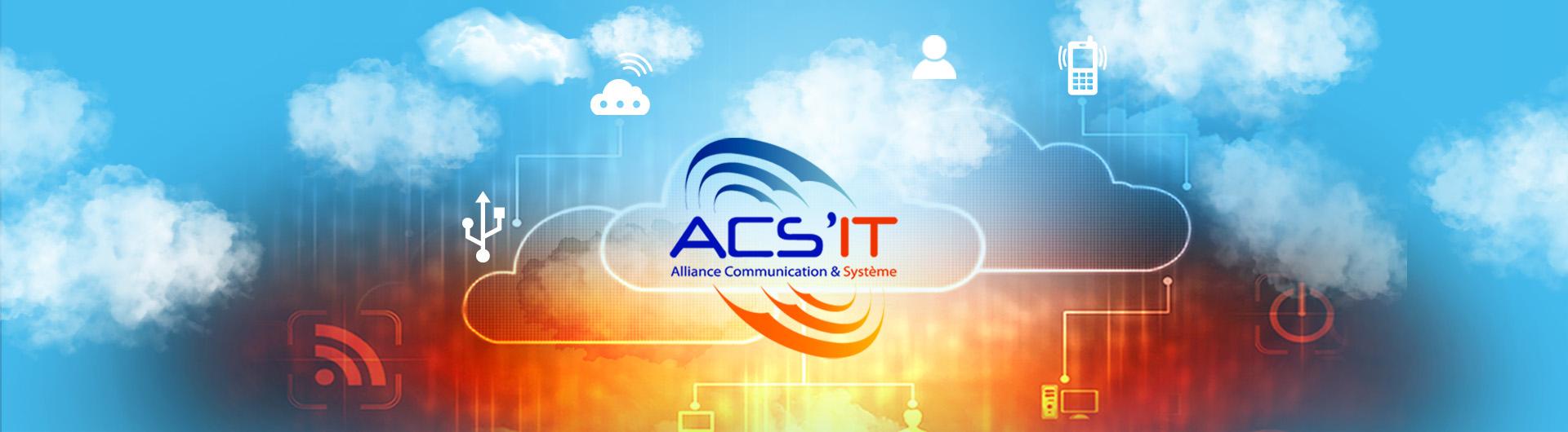 ACS'IT - Bandeau contactez-nous